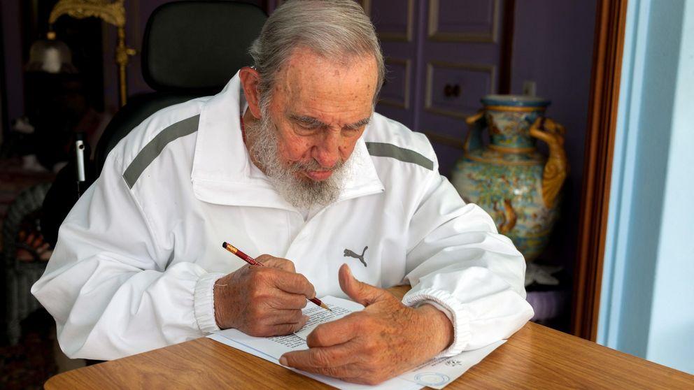 Fidel Castro reaparece votando en las elecciones municipales de Cuba
