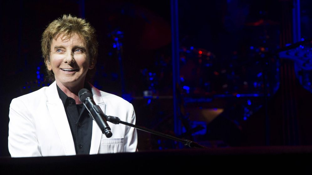 Foto: Barry Manilow. (Gtres)