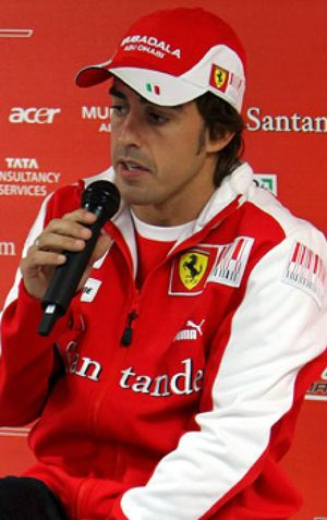 """Alonso: """"Ha sido un viernes positivo"""""""