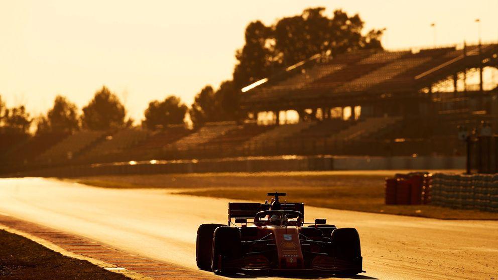 Ya hay calendario de la F1: sin Mónaco, con dobles carreras y Montmeló el 16 de agosto