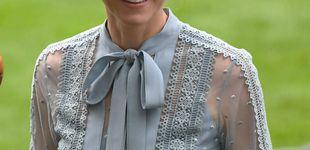 Post de Kate Middleton inspira a Letizia con su look (alabado fuera y criticado en casa)