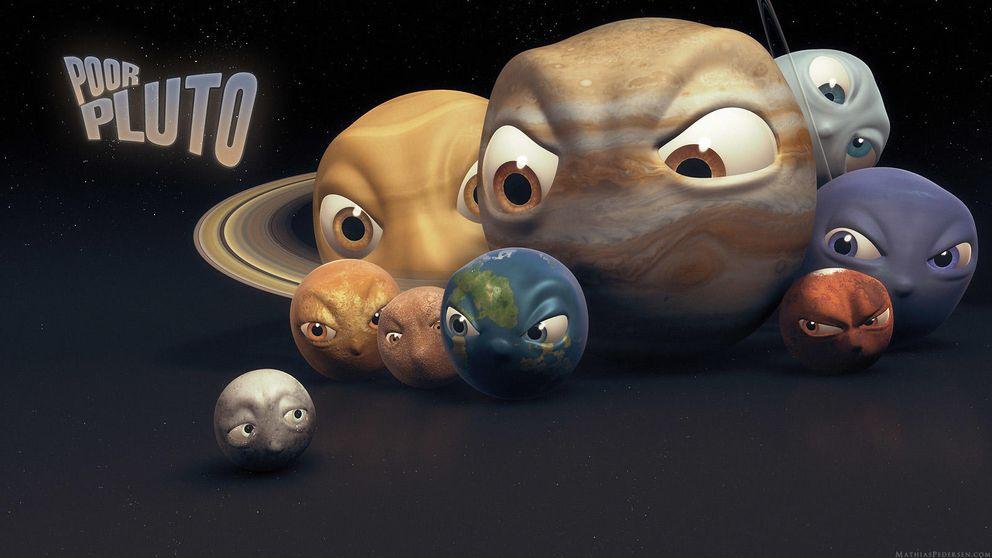 Plutón todavía es un planeta en Nuevo México