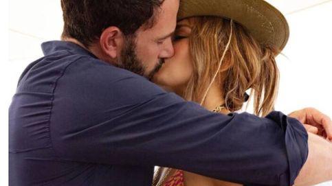 Paula Echevarría o Kim Kardashian: los famosos reaccionan al beso de Jennifer Lopez y Ben Affleck
