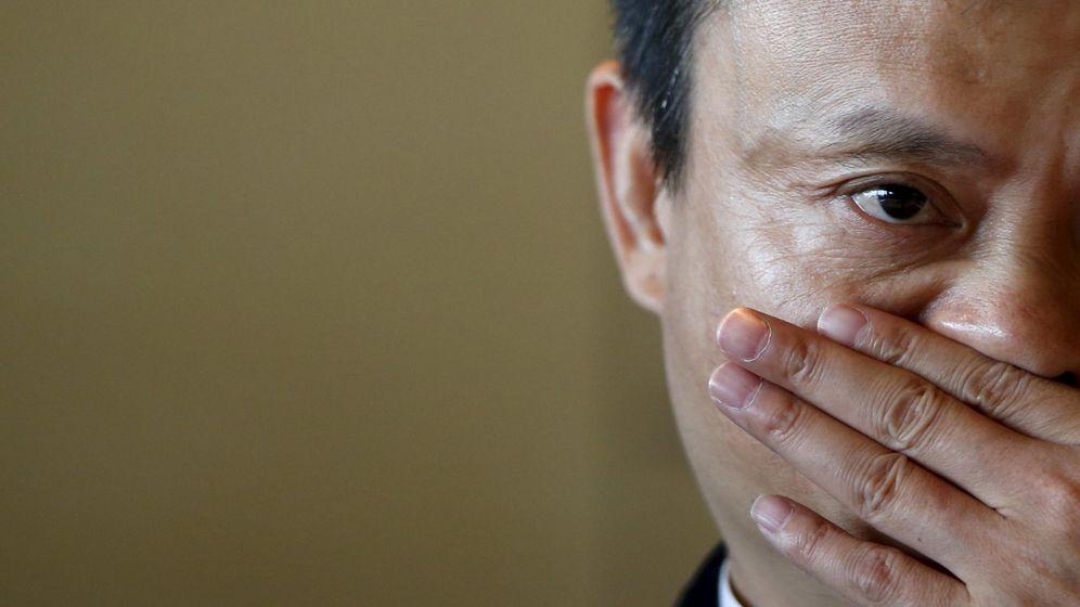 Foto: Jack Ma, CEO de Alibaba (Reuters)