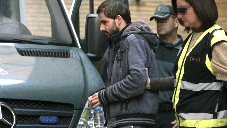 Miguel Carcaño, el asesino confeso de Marta del Castillo. Foto: Efe