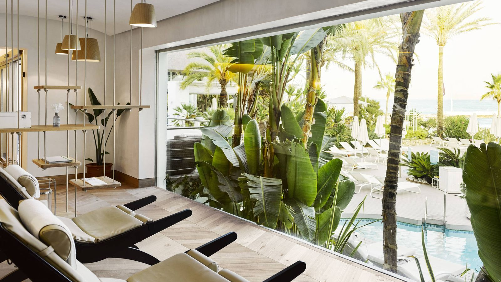 Foto: Así es el Six Sense Spa del hotel Puente de Romano (Marbella).