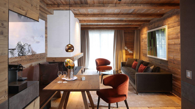 The Alpine Retreat, un lujoso resort austriaco.