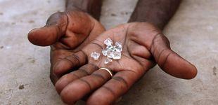 """Post de Trump permitirá volver a comerciar con """"diamantes de sangre"""" y otros minerales"""