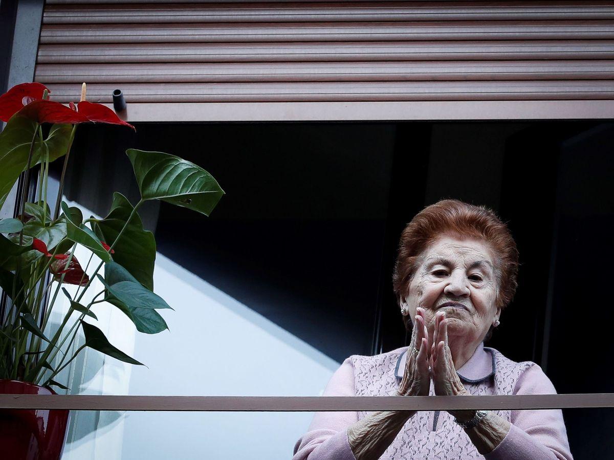 Foto: ¿So las abuelas el secreto del éxito del homo sapiens? (EFE)