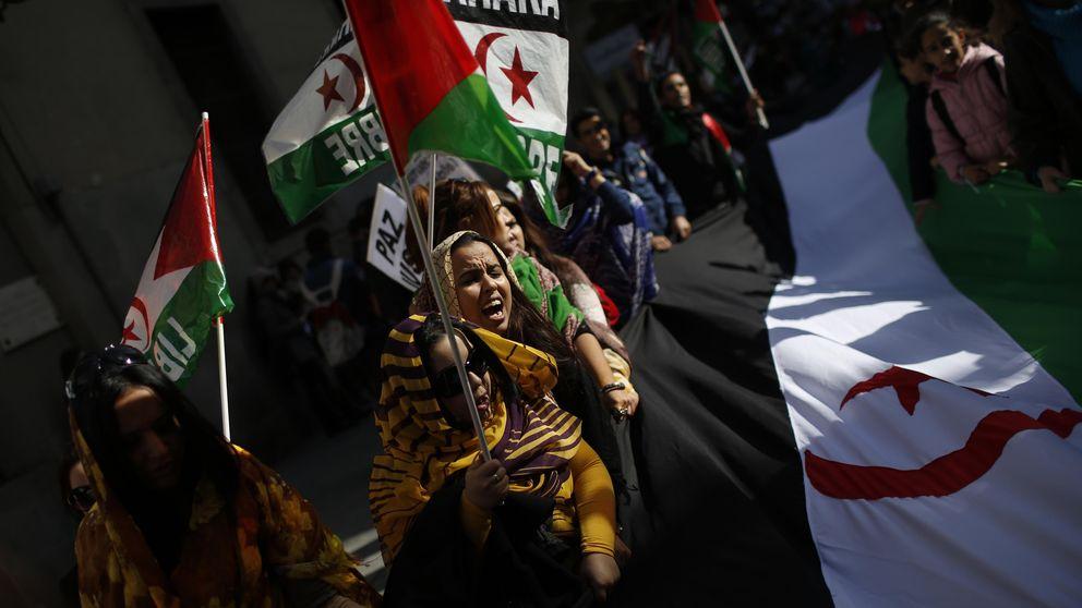El huevo frágil del Sáhara Occidental: mejor no tocar
