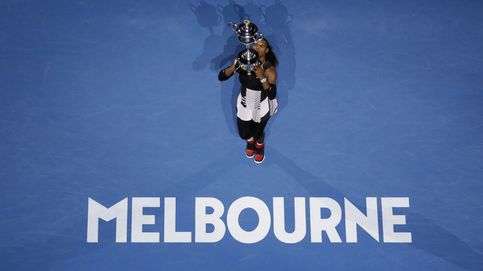 Serena Williams se corono en Melbourne