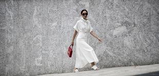 Post de Manual de uso: el nuevo vestido blanco en 10 lookazos vistos en las calles
