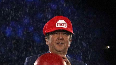 El primer ministro japonés se disfraza de Mario Bros en la clausura de Río 2016