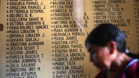 Los indígenas, las víctimas sin llanto de Guatemala