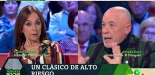 Post de ¿Alfredo Duro en 'La Sexta noche'?: 'El chiringuito' invade el plató de Iñaki López