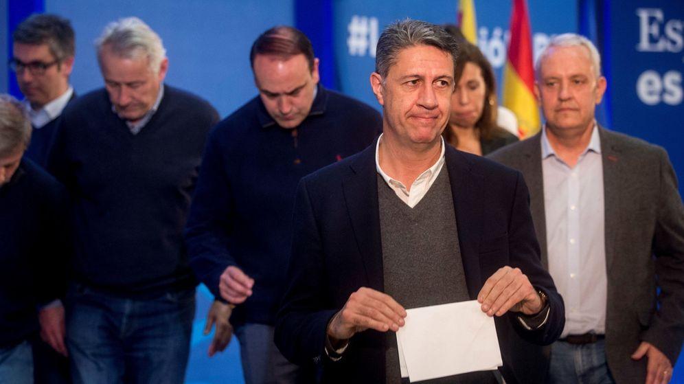 Foto: Albiol tras conocer los resultados de las elecciones catalanas del 21-D. (EFE)
