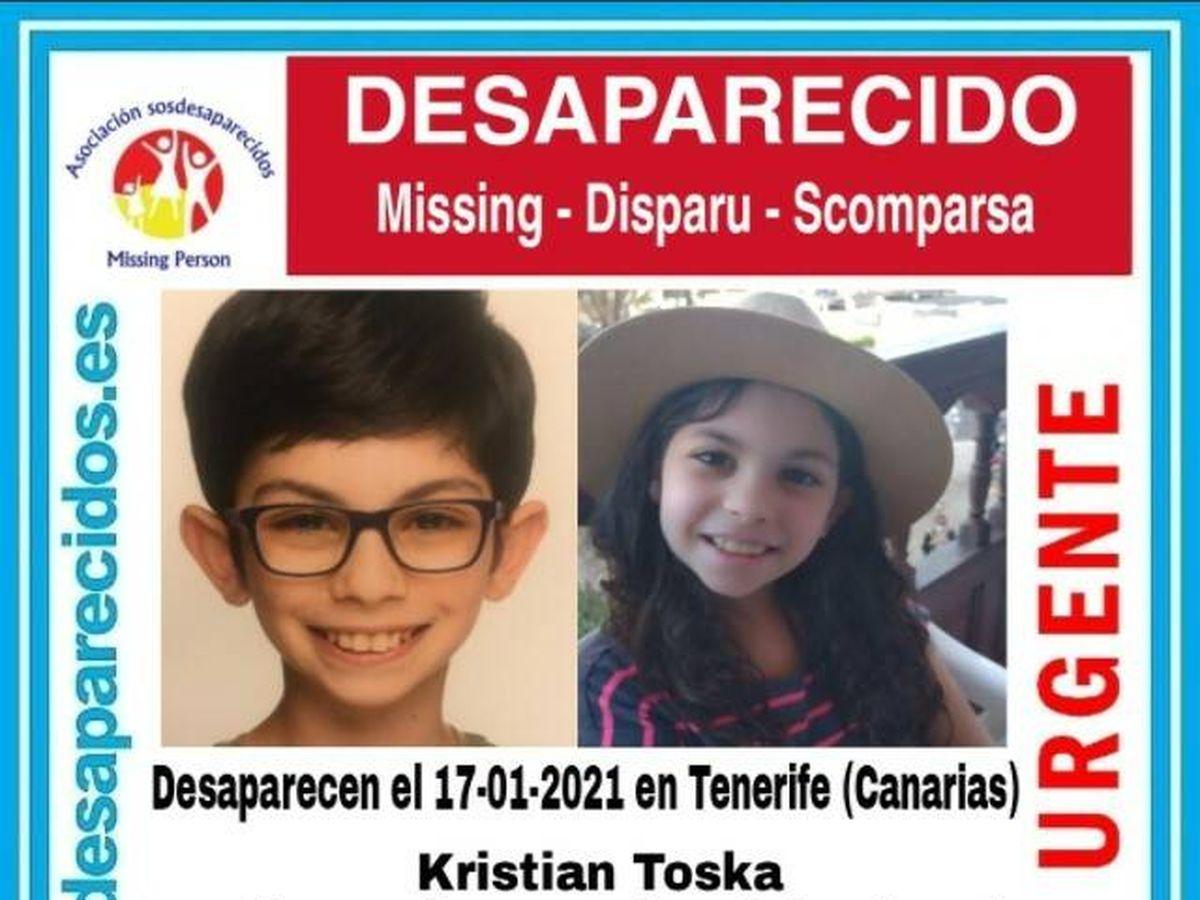 Foto: Los hermanos desaparecidos. Foto: Sos Desaparecidos