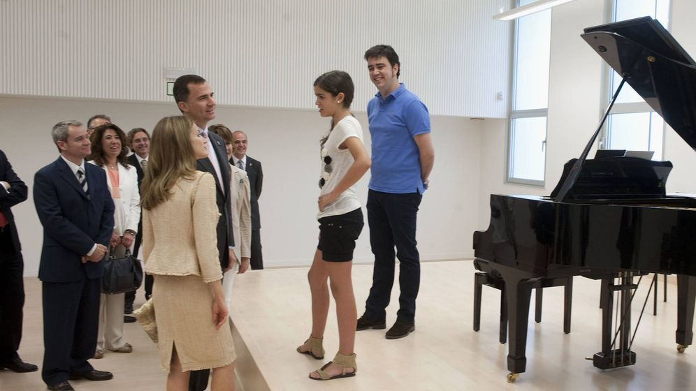 Reina Letizia: El día que Amaia de España conoció a Letizia de España