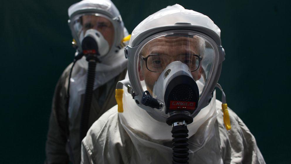 Israelíes que construyen búnkeres antinucleares en su jardín