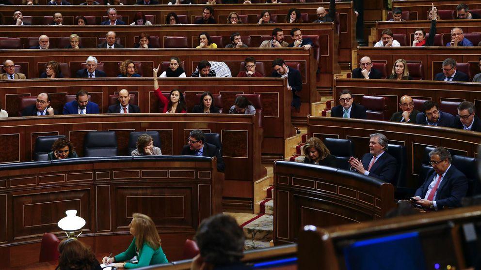 Directo sesión de control: Corrupción, pensiones y doña Cristina, protagonistas