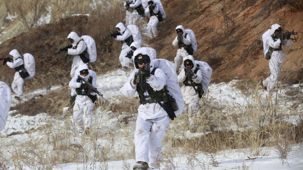 Bases en ultramar y una poderosa Armada: el nuevo ejército chino (que todos temen)