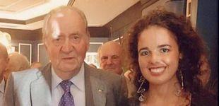 Post de Sabemos qué hacía don Juan Carlos mientras su hijo grababa el discurso de Estado