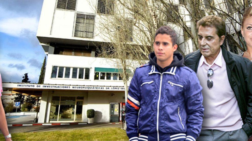 La López Ibor, la clínica psiquiátrica preferida por los famosos