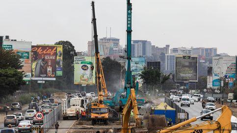 De un tren 'loco' al 'neocolonialismo' chino: dentro de las entrañas de Kenia