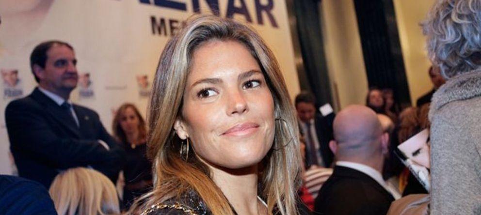 Carlos Herrera ya se deja ver en sociedad con Yolanda González, cuñada de Tapias