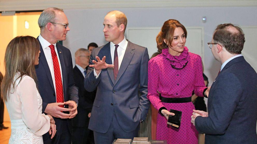 Inspiración Lady Di: el vestido de Kate Middleton que nos transporta a 1983