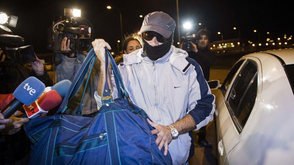 Pedro Luis Gallego, el violador del ascensor (imagen de EFE de El Confidencial)