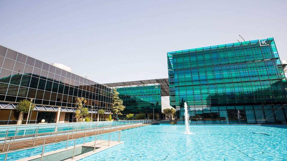 Oaktree hace caja con Gaudí: en venta por 120 M San Fernando Business Park