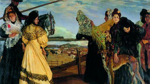 Zuloaga, el pintor que quiso convertir la España folclórica y rancia en moderna