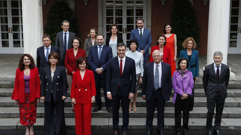Las mujeres al poder