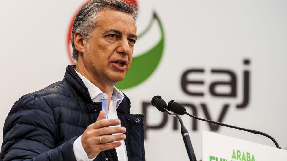 Un plan legal de reinserción de presos de ETA, medida de Urkullu para 2016