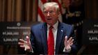 Trump dice que dejará la hidroxicloroquina en un día o dos y carga contra China