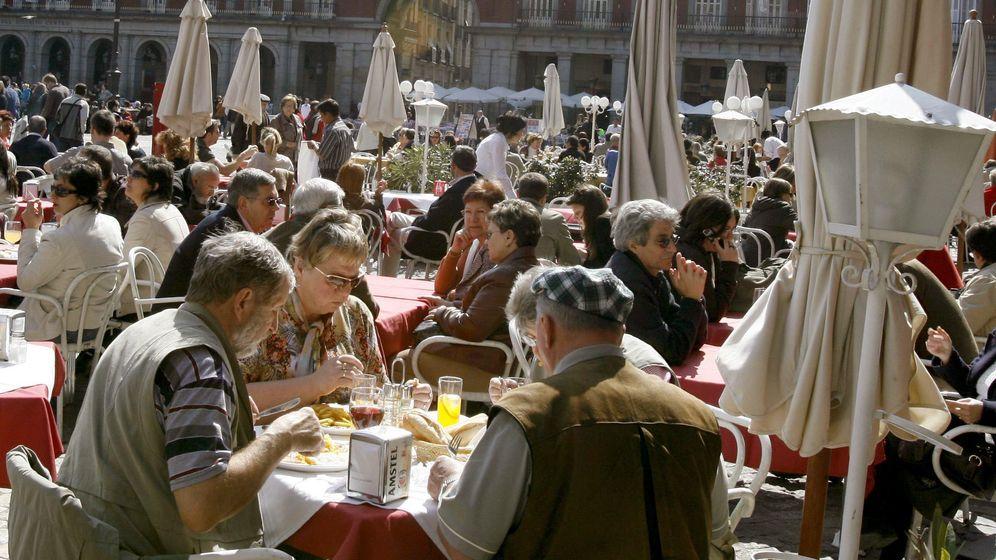 España se afianza como el paraíso de bares y restaurantes  106.000 nuevos  empleos eeb754e1ae564