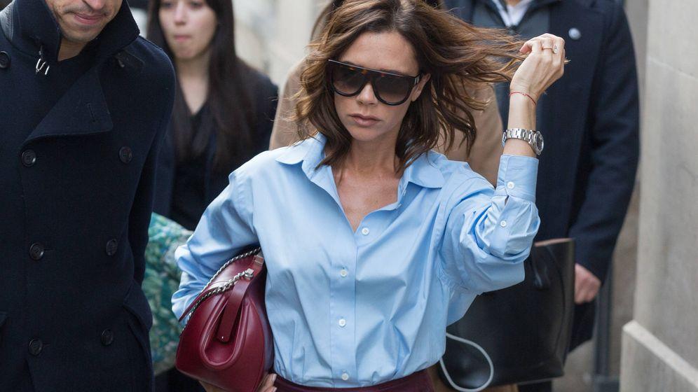 Foto: Victoria Beckham y sus looks para salir a la calle. (Gtres)