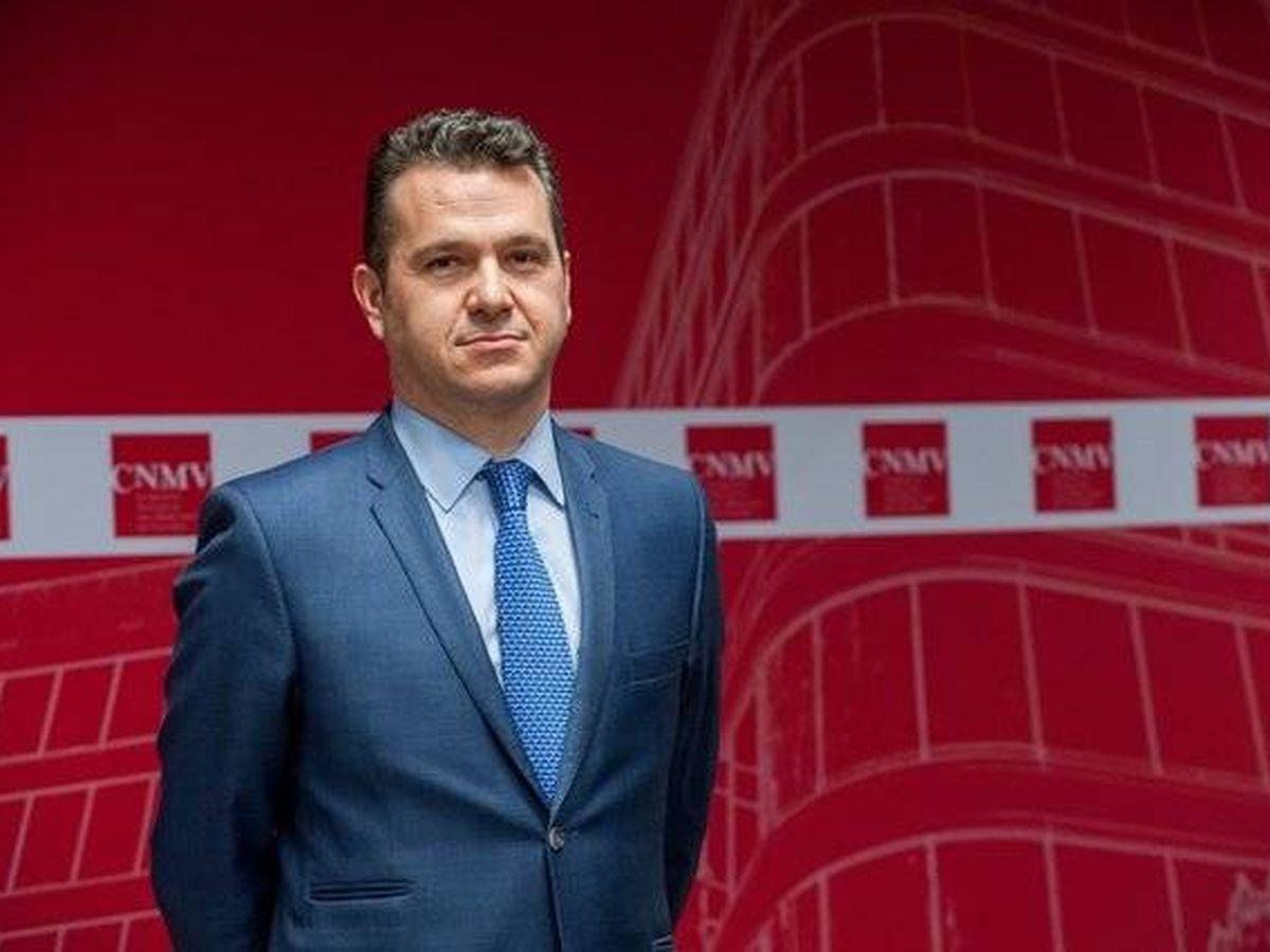 Foto: Rodrigo Buenaventura, nuevo presidente de la CNMV. (EFE)