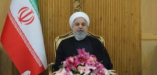 Post de Rohaní reconoce que Irán se enfrenta a la peor situación económica en 40 años