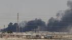 El ataque a la petrolera Aramco dispara el precio del crudo más de un 10%