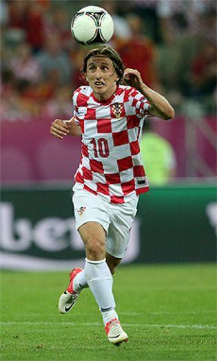 Foto: El Real Madrid pagará 42 millones de euros por el fichaje de Luka Modric