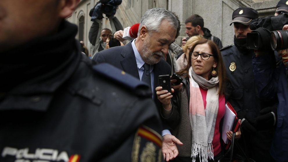 """Griñán, sobre los ERE: """"No hubo un gran plan pero sí un gran fraude"""""""