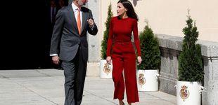 Post de La reina Letizia, en 'modo ahorro' antes de su viaje a Argentina
