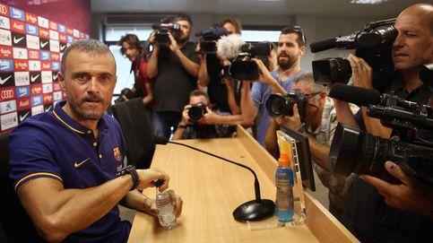 Luis Enrique cierra la puerta a Pedro: No dejo salir a nadie del Barcelona