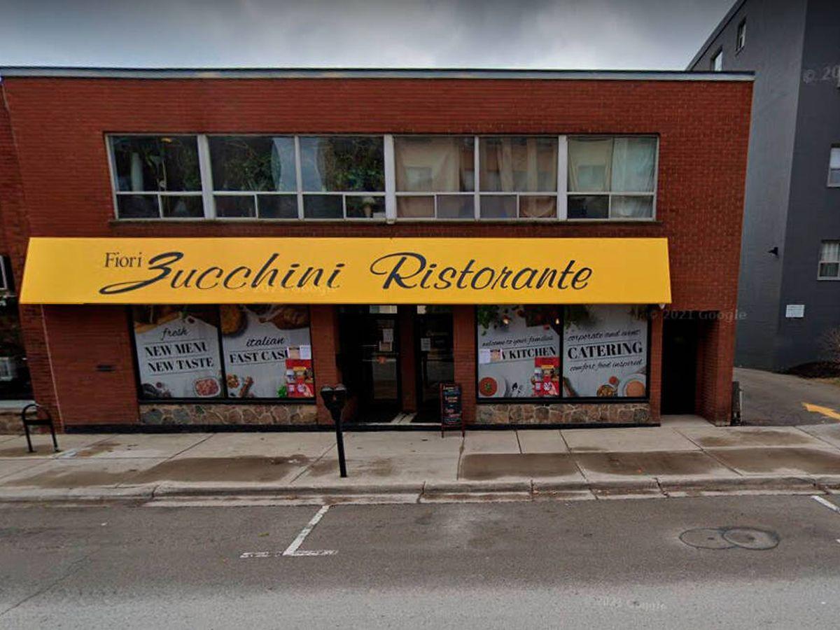 Foto: El restaurante Zucchini de Oakville en Ontario, Canadá (Google Maps)