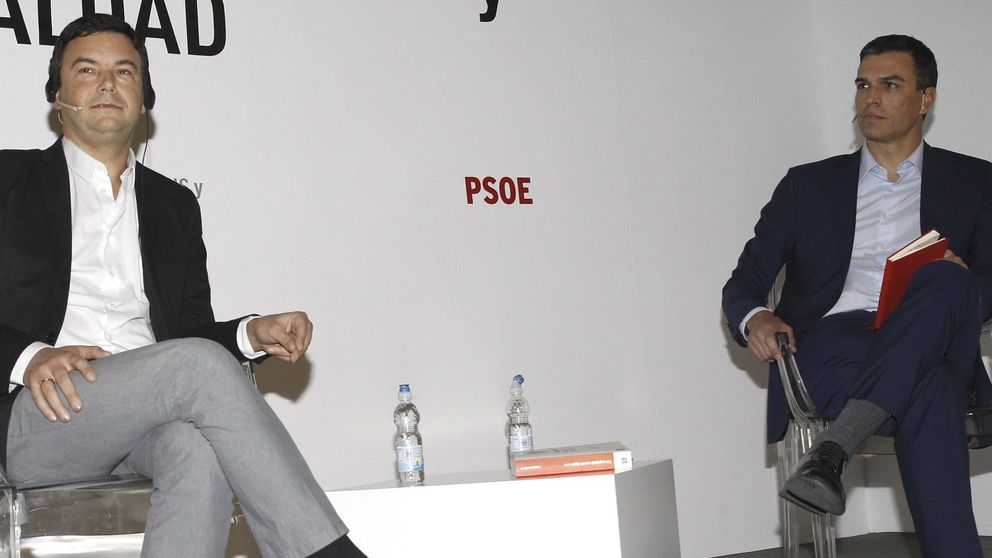 El PSOE se rinde a Piketty pero Sánchez no copiará su 'impuestazo'