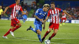 Simeone empieza la reestructuración del Atlético sentando a Gabi en el banquillo