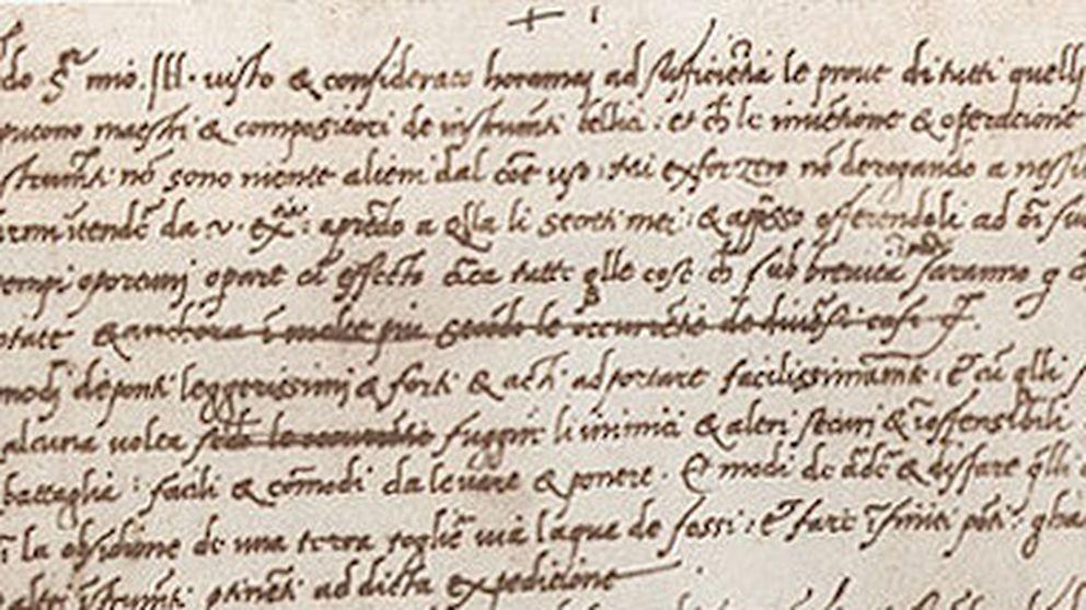 Las lecciones que enseña el CV con el que Da Vinci consiguió trabajo