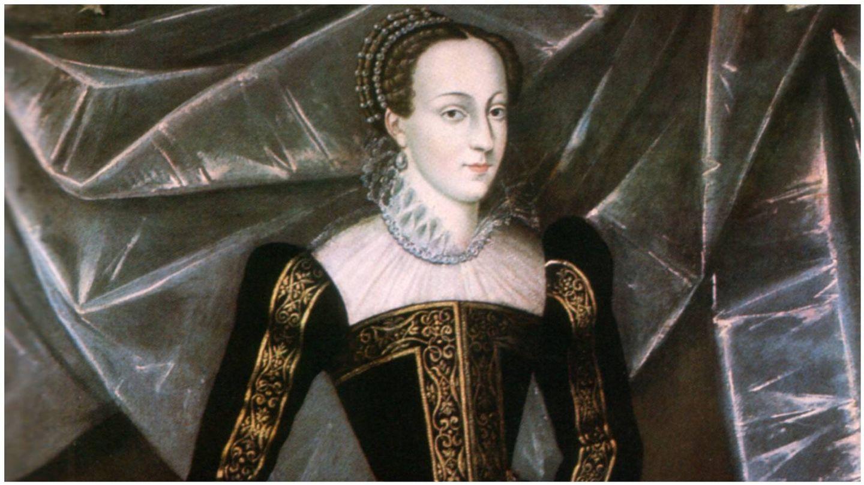 Retrato de la reina María de Escocia, anónimo. (The Museum of Scotland's Catholic Heritage)